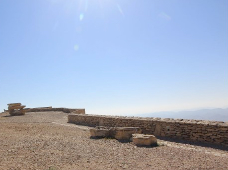 פיתוח טיילת אלברט ומצפור הר גמל- מצפה רמון תמונה 2