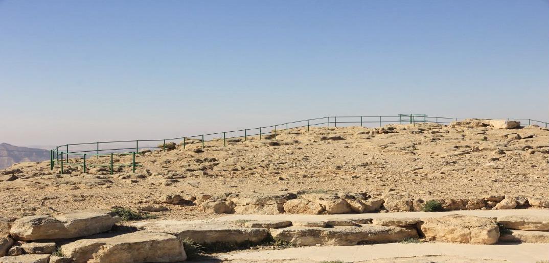 פיתוח טיילת אלברט ומצפור הר גמל- מצפה רמון תמונה 3